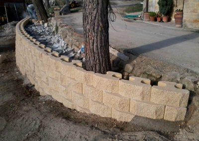 muri blocchi rockwood