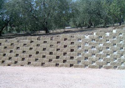 muro blocchi